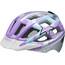 KED Kailu Helmet Kids Purple Lightblue Stars